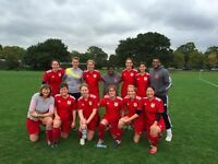 CLAPHAM LADIES FOOTBALL CLUB - PLAYERS WANTED FOR SATURDAY TEAM!!!! WOMENS/LADIES FOOTBALL