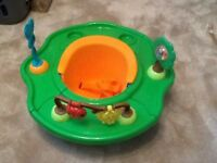 Summer infant 3 stage activity chair
