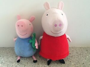Peppa Pig Plush Toy Wembley Cambridge Area Preview