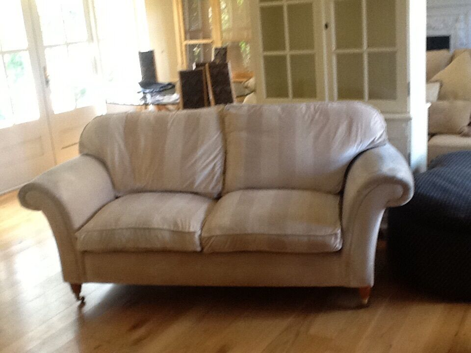 Laura Ashley 3 Seater Sofa In Templepatrick County