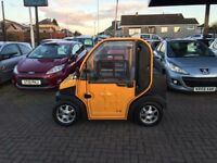 Jonway Urbee unregistered electric car