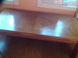 """Coffee table. Approx 51"""" x 25""""."""