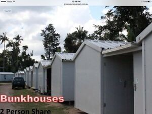 Bunkhouses Workers Accommodation Cabins Units Wongaling Beach Cassowary Coast Preview