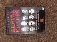 Box set of serial killers dvds (8)