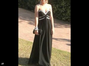 Formal black dress Belmont North Lake Macquarie Area Preview