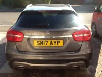 Bargain Gla 17 plate with only 5200 miles from brand new