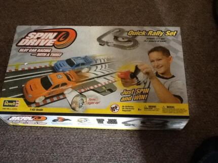 Revell Spin Drive Quick Rally Set - NO BATTERIES REQUIRED Warwick Joondalup Area Preview