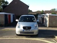 2006 Kia picanto zapp, above average/good condition, a/c, elec windows. Good service history.