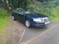 AUDI A6 3.0 DIESEL AUTO 1 OWNER