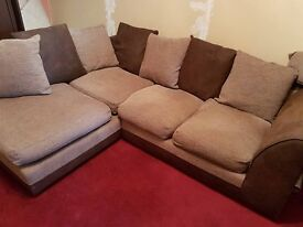 3/4 Seater Corner Sofa
