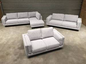 FABRIC SOFA'S - FURNITURE WAREHOUSE OUTLET - UP to 80% OFF RRP Dandenong South Greater Dandenong Preview