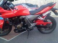 Kawasaki z750s sale/swap