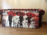 Set of 3 canvases for sale