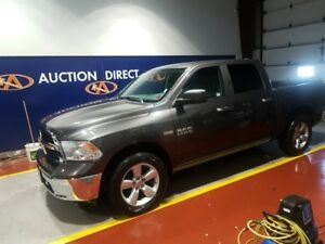 2017 RAM 1500 SLT 4X4, CREW CAB, GREAT CONDITION.