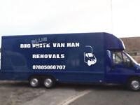 Big White Van Man Removals