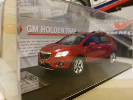 2013 Holden Trax SUV Velvet Red