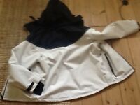 MUSTO BR2 OFFSHORE JACKET..LARGE
