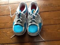 Nike size 4.5 ladies or teenagers trainers