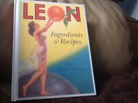 Leon ingredients and reipes