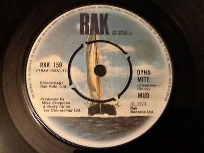 MUD . DYNAMITE   . 1973  . GLAM ROCK