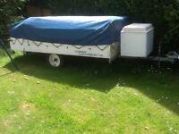 Conway Canterbury trailer tent