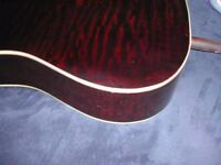 Gibson Firebird Custom acoustic, professionally restored