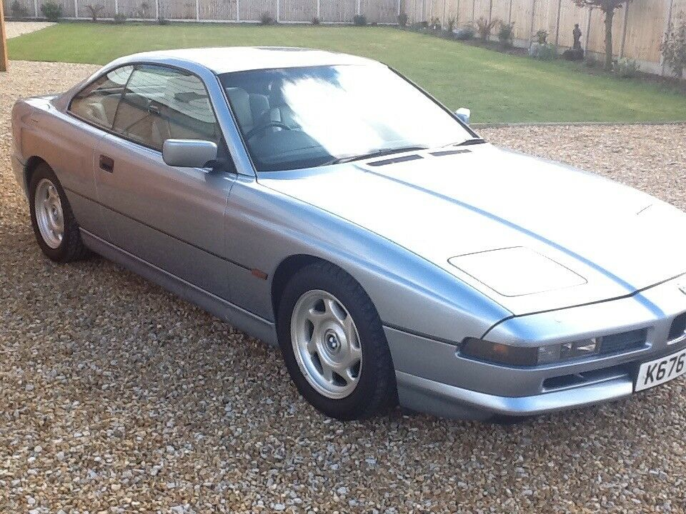 Classic 1992 Bmw 850i Auto Sports Coupe In Stoke On Trent
