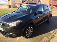 Nissan Qashqai 2010 1.6 petrol (fully serviced, moted + new tyres)