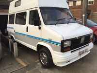 Fiat Ducato Campervan - Reduced for Quick Sale!