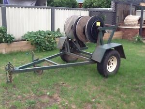 Cable Trailer (plant trailer) Grafton Clarence Valley Preview