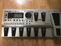 Boss GT-10 Multi Effects Processor/Pedal Board For Sale!