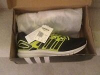 Mens Adidas running trainers ... Brand new !!!!!!