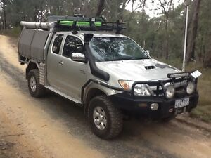 2007 Toyota Hilux Ute St Albans Brimbank Area Preview