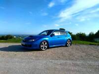 2009 Subaru Impreza WRX STi Type UK