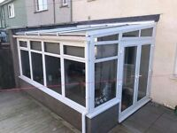 CR Smith Conservatory. Top Quality. Dismantled.