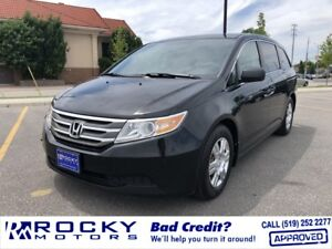 2012 Honda Odyssey - BAD CREDIT APPROVALS