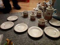 Old tea set still in vgc