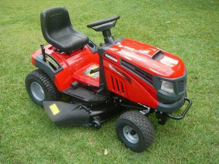 "XCT98S 13.5HP RIDE-ON LAWN MOWER WITH 38"" CUT"
