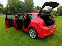 Vauxhall, ASTRA, Hatchback, 2015, Manual, 1598 (cc), 5 doors