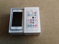 Apple iPhone 5s gold excellent condition unlocked
