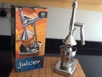 Brand New Ethos Juicer