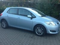 Toyota Auris 1.3,6 speed,5 Dr,Full Service History,Mot 1 Yr