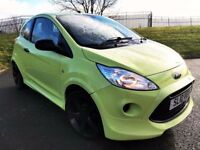 2010 FORD KA *LIMITED EDITION* GROUP 1 INS! ONLY 55K!! LIKE FIESTA CLIO CORSA 107 C1 500 MINI DS3