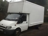 REMOVALS House & Office Removals a full removal service or just a man & van its your choice