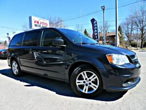 Dodge Grand Caravan 2014 SXT STOW'N'GO -- 7 PASSAGERS - BLUETOOT