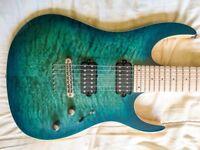 7 String Guitar Lindo Ldx-7