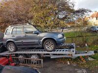 Car trailer 3.5t