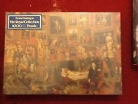 1000 piece jigsaw- The Royal collection- painting by Zoffany