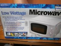 Leisurewize low voltage microwave for caravan - Brand new in sealed box