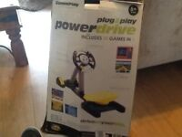 Plug & play power drive ( not used)